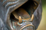 Bronze Lion Mouth
