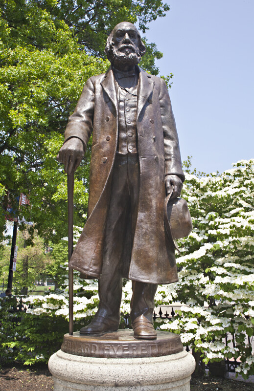 Bronze Statue of Edward Everett Hale