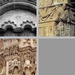 Building, dedication and consecration inscriptions photographs