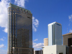 Buildings Downtown Tampa