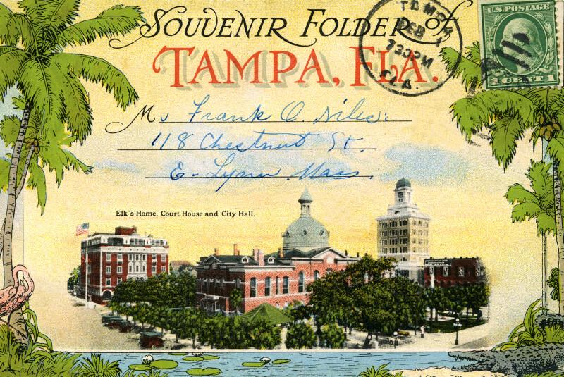 Buildings in Tampa, Florida