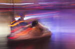 Bumper Cars at the Prater