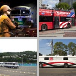 Buses photographs