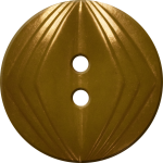 Button with Concentric Diamond Design, Gold