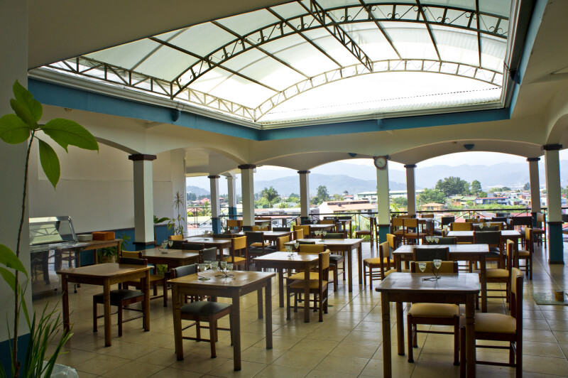 Cafeteria at ILISA