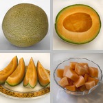 Cantaloupe photographs