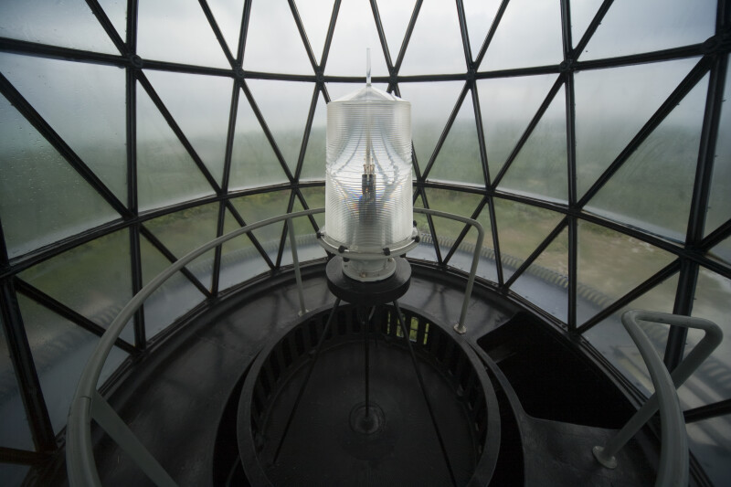 Cape Florida Lighthouse Fresnel Lens