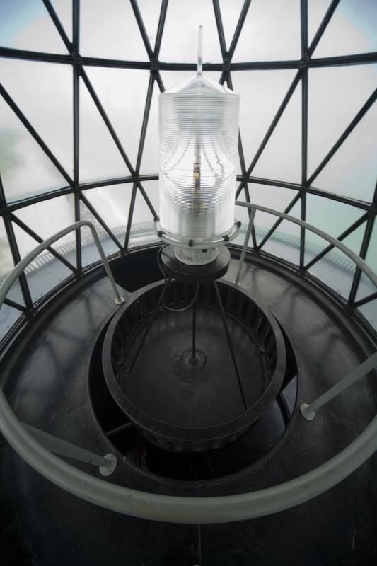 Cape Florida Lighthouse Lantern Room