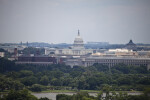Capitol Building from Arlington