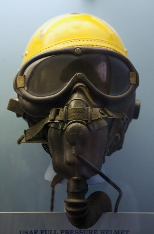 Capt. John Babel's Helmet