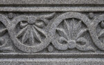 Carved Acanthus Leaf Motif