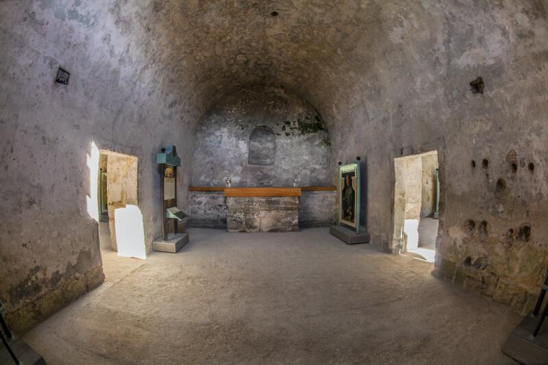 Castillo de San Marcos Chapel