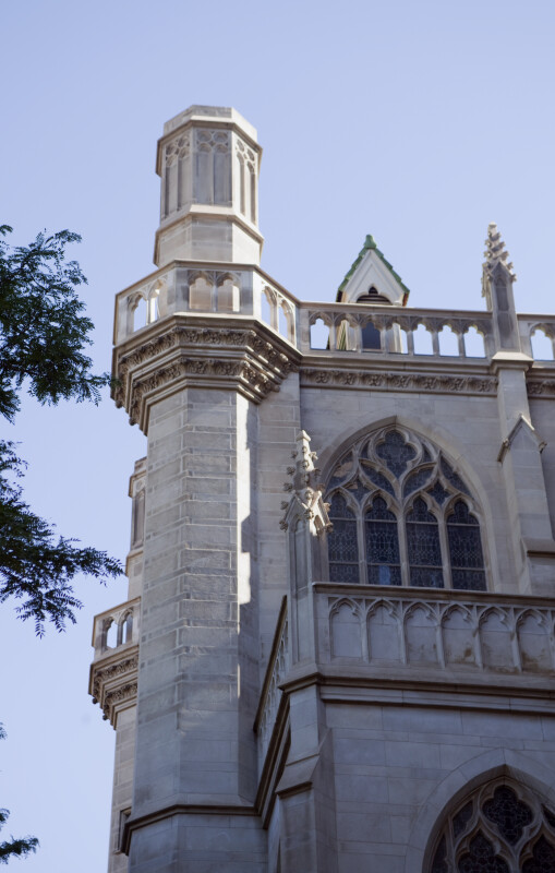 Cathedral of the Immaculate Conception Corner