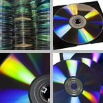 CD/DVD Discs photographs