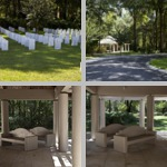 Cemeteries photographs