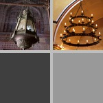 Chandeliers photographs
