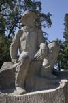 Charles Swanston Statue