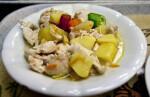 Chicken Vegetable Dish
