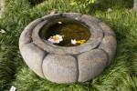 Circular Garden Ornament