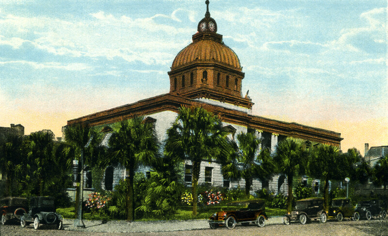 City Hall in Jacksonville, Florida