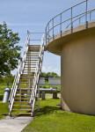 Clarifier Stairway
