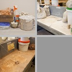 Clay photographs