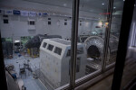 Clean Room at International Space Station Center