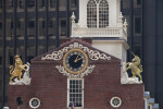 Clock, Old State House