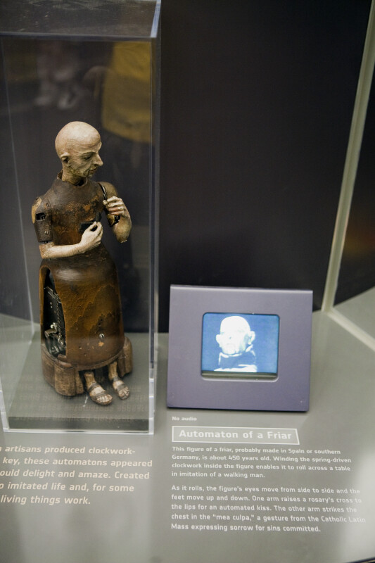 Clockwork Friar