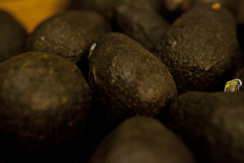 Close-up of Avocado