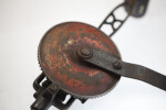 Close-up of Vintage Hand Drill