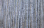 Close-Up View of a Wooden Fence at the Reconstructed Fort Caroline Site