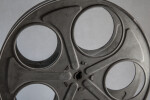 Closeup of a Film Reel