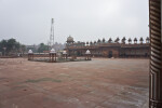 Cloudy Day at the Jama Masjid