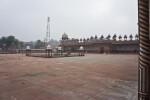Cloudy Day at the Jama Masjid