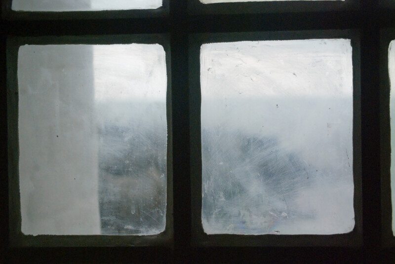 Cloudy Window Panes