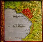 Coastal Region of the 1901 Ottoman Empire