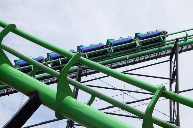 Coaster Climbing