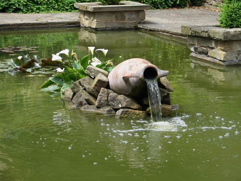 Colchester Castle Garden