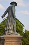 Colonel William Prescott Statue, Bunker Hill Monument