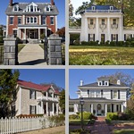 Colonial Revival photographs