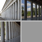 Colonnades photographs
