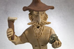 Colorado Clay Silver Miner (Close Up)