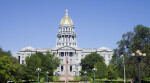 Colorado State Capitol Building from Broadway