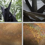 Colored Metal photographs