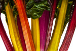 Colorful Swiss Chard Stalks