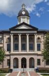 Columbia County Courthouse Façade