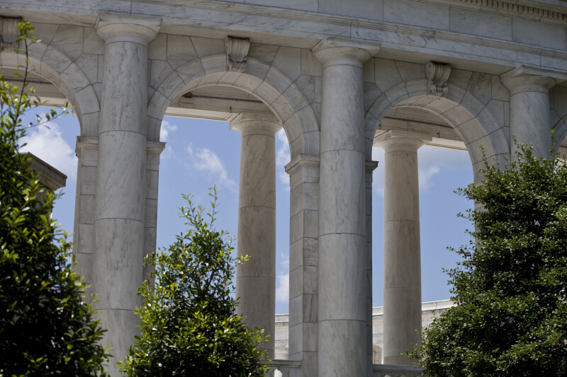 Columns and Archways