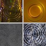 Concentric Shapes photographs