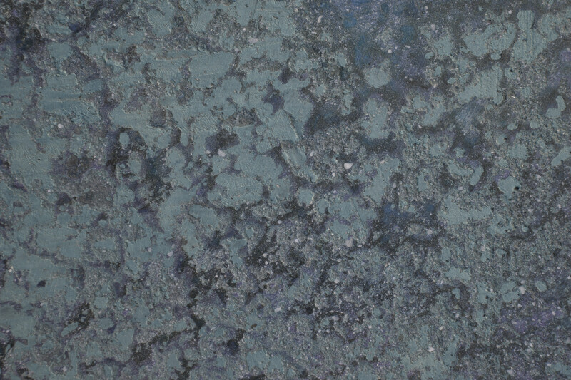 Concrete Floor in Cool Colors